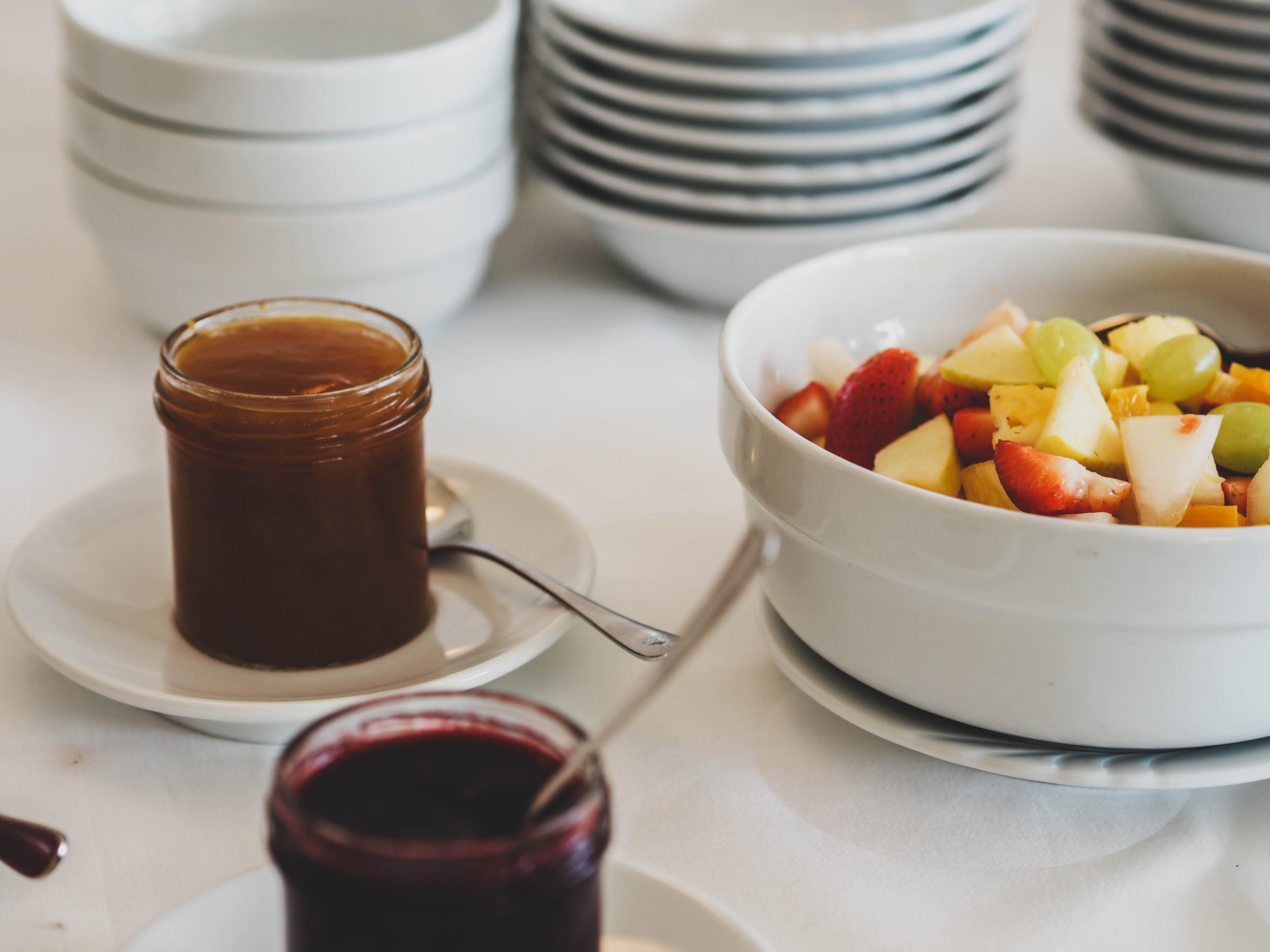 Hotel Moosmann Restaurant Küche Frühstück