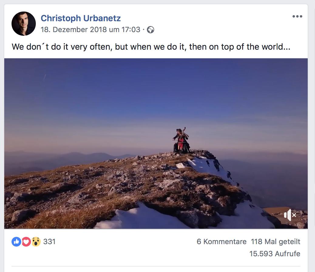 Christoph Urbanetz valerino creations video