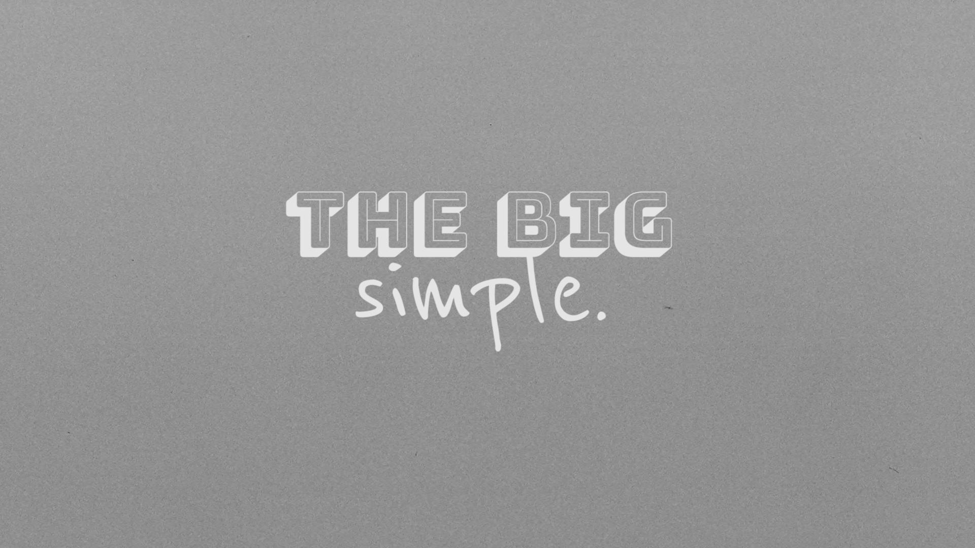 the big simple valerino